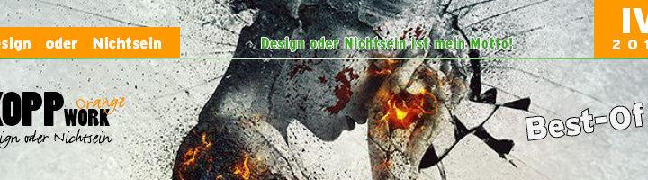 Best-Of Design oder Nichtsein – April 2015