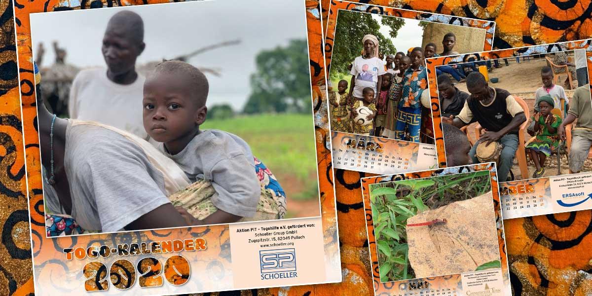 Der Togo-Kalender 2020