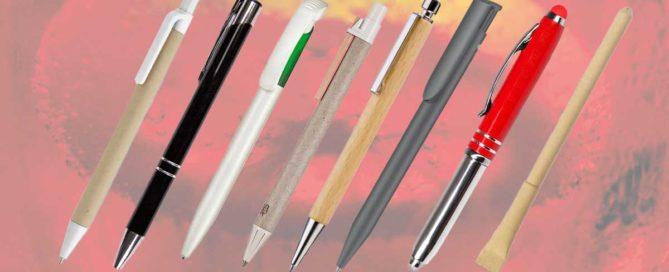 Kugelschreiber gestalten und drucken lassen