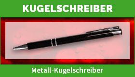 Metall Kugelschreiber gestalten und drucken lassen