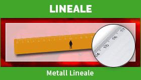 Metall Lineale gestalten und drucken lassen