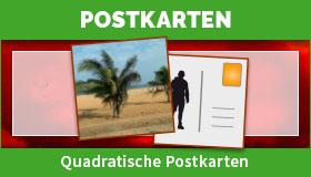 Quadratische Postkarten drucken lassen
